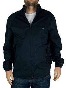 French Connection Darkest Blue Harrington Jacket for 42.60 with code at Stand-Out
