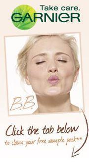 Free Garnier B.B. Cream Beauty Sample @ Facebook