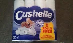 Cushelle Toilet Rolls - 32 Rolls for £8 @ Asda In Store