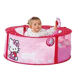 Hello Kitty Sensory Play Den - Ball Pit £7.99 Argos