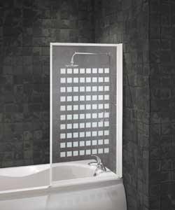Homebase Shower Screen for £39 in store