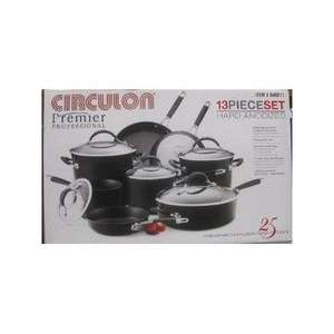 Circulon Premier Professional Cookware 13 piece set £119.98 @ Costco