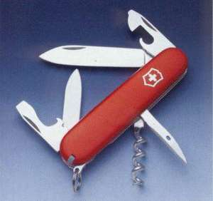 Victorinox Spartan Swiss Army Knife Red £8.68 Delivered @ Amazon EXPIRED