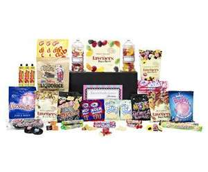 Sweets hamper :) was £35 now £27.50 or £22.50 with code @ Thorntons