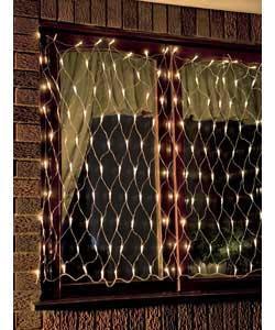 160 indoor/outdoor Net Lights from Argos £4.99