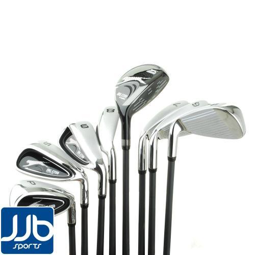 Slazenger Golf Big Ezee Graphite Irons 4 Hybrid RH Now £99.99 Delivered @ JJB / Ebay Outlet