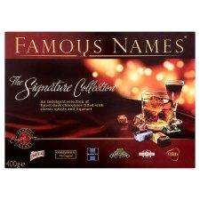 Famous Names Chocolate Liqueurs 400g - Was £14 now £3.50 instore only Tesco