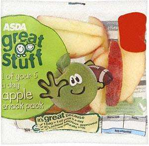 Kiddies fruit bags 5 for £1.50 @ ASDA instore