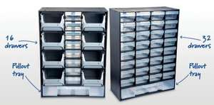 Accessory Drawers - Choose from two - £8.99 at Aldi from Sunday
