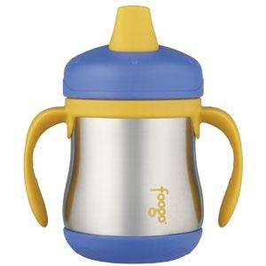 Thermos Foogo Insulated Stainless Steel Sippy Cup - RRP £19.99 Now £1.99 Instore @ Home Bargains