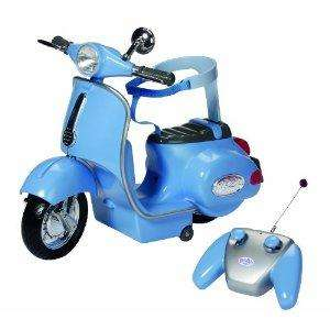 Zapf Creation BABY Born Boy City Scooter (Blue) - was £39.99 now £22.98 delivered @ Mail Order Express