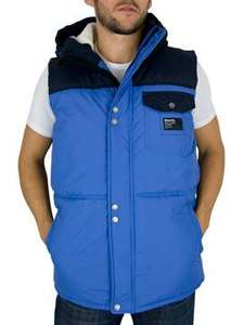 Bench Blue Hannibal Bodywarmer for £32.00 Delivered @ Stand-Out