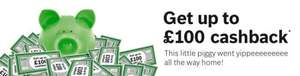 Up to £100 Cashback on Selected Bosch Kitchen Appliances