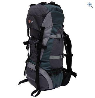 Hi Gear Tibet 55 + 10 Backpack / Rucksack down from 60,00 - £29.99 @ Go Outdoors