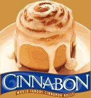 Cinnabons 4 for £10 + (£5 delivery) @ cinnabon.co.uk