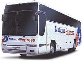 Travel anywhere on a Tuesday or Wednesday for £10 with National Express