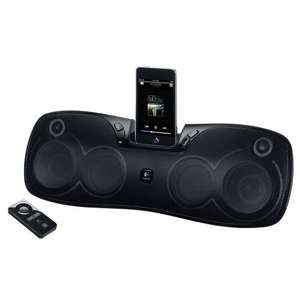 Logitech Rechargeable Speaker S715i for iPod and iPhone What HI FI Best Buy 2011 @ Amazon £67.22