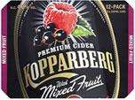 Kopparberg Mixed Fruit  12 x 330ml Cans £10 at Bargain Booze