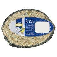 Wild bird coconut fat feeder / suet block 25p @ Asda instore