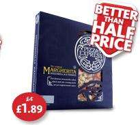 "Pizza Express 8"" Pizza's Margherita etc Was £4.00 Now Only £1.89 @ Morrisons"