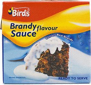 Bird's Brandy Flavour Sauce 500g only 5p @ Asda
