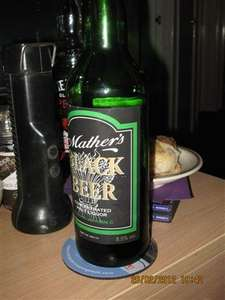 8.5% black beer - 68cl bottle - better than Barley Wine! - £2.10 @ Morrisons