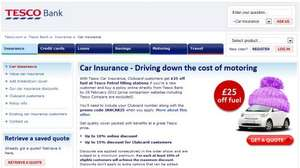 Tesco Car Insurance... Best quote I had + £40 Quidco + £25 Fuel card + Clubard pointsc