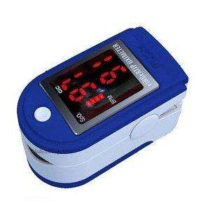 Biosync Finger Pulse Oximeter & Heart Rate Monitor w/ Instructions, Lanyard & Case - Dark Blue - £19.99 Delivered @ Amazon Marketplace (Dealstation)
