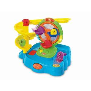 Fisher-Price Topzy Tumblers Twirlin' Whirlin' Fun Park HALF PRICE £19.99 @ ARGOS