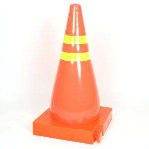 Inflatable Traffic Cone with flashing light £1.99 @ Amazon Marketplace (Lime Shop)
