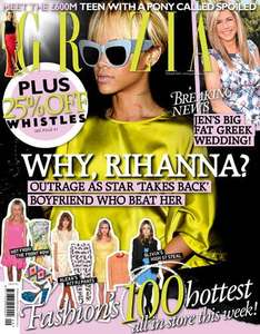 25% Off Whistles Voucher in Grazia Magazine - £1.95