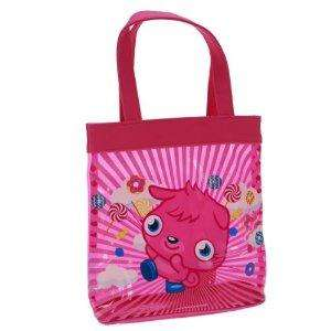 Trade Mark Collections Moshi Monster Tote Bag (Pink)  - £2.99 delivered @ Amazon!