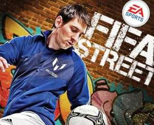 Fifa Street Demo Free on PSN