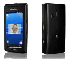 Sony Ericsson Xperia X8 refurbished £49.99 @ e2save