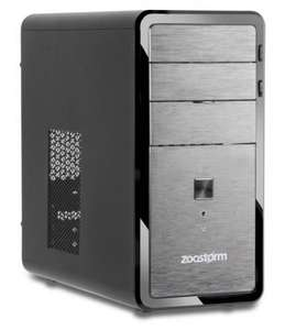 Zoostorm Desktop PC Intel Pentium Dual Core Sandybridge G630 2.7GHz, 8GB RAM 1TB HARD DRIVE DVD RW £199.99 @ Ebuyer / Ebay