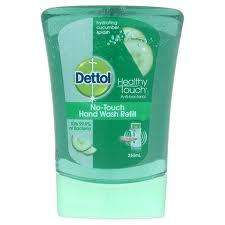 Dettol No-Touch Hand Wash Refill £10 for 10 (£1 each) Typically £3.05 each - @ Amazon Market Place