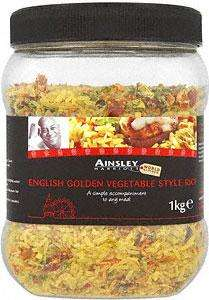 Ainsley Harriott Golden Vegetable Rice 1.5Kg - £2.99 @ costco