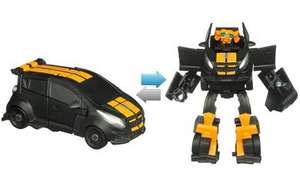 Transformers Dark of the Moon eg . Cyberverse Legion Stealth Bumblebee £2.50 @ The Entertainer