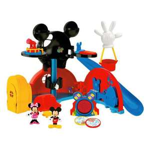 Mickey Mouse Clubhouse reduced from £35 to £19 INSTORE @ TESCO