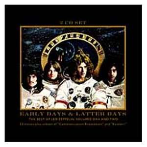 Led Zeppelin Early Days and Latter Days - The Very Best (2 X CD) for £1.99 @ ThatsEntertainment (replay)