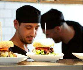 Free Handmade Burger for Mums on Mother's Day (with full paying adult) @ Handmade Burger Co.