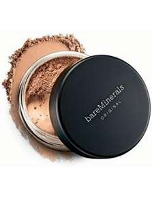 Free Foundation & Make-Under from Bare Minerals Beauty Sample