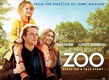 RBS Free tickets to see We Bought a Zoo on 10th March
