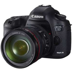Canon 5d Mark 3 £2999 from Calumet or WEX