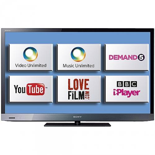 Sony 37 inch LED Smart TV £399 John Lewis