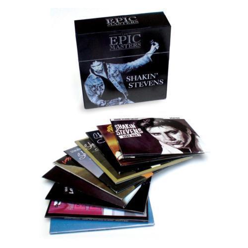 Shakin' Stevens - The Epic Masters (Boxset) £24.95 at Base