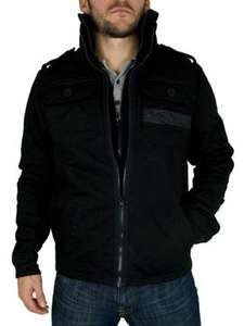 Gio Goi Black Jameson Jacket for £59.00 Delivered @ Stand-Out
