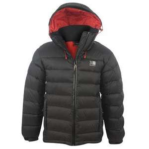 Mens Karrimor Goose Down Jackets One Day Only - Up To 80% Off, NOW, £29.99 + £3.99 delivery @ field & trek.com