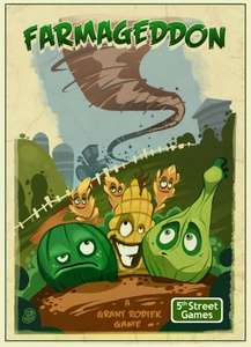 Farmageddon: Card game - £11 @ Kickstarter