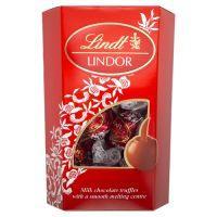 Lindt Lindor Milk Chocolate Truffles 200g box £1.50 @ Asda Instore